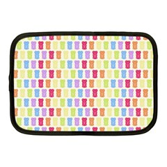 Gummibears Candy Netbook Case (medium)  by AnjaniArt