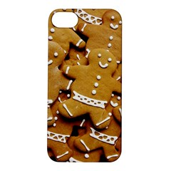 Gingerbread Men Apple Iphone 5s/ Se Hardshell Case by AnjaniArt