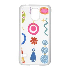 Interior Samsung Galaxy S5 Case (white) by AnjaniArt