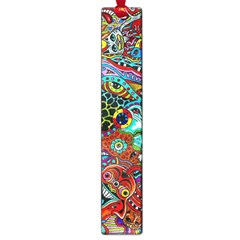 Moster Mask Large Book Marks by AnjaniArt