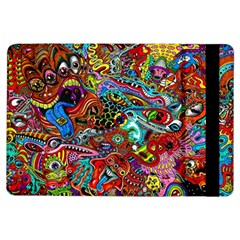 Moster Mask Ipad Air Flip by AnjaniArt