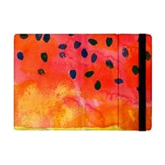 Abstract Watermelon Apple Ipad Mini Flip Case by DanaeStudio