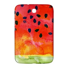 Abstract Watermelon Samsung Galaxy Note 8 0 N5100 Hardshell Case  by DanaeStudio