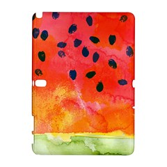 Abstract Watermelon Galaxy Note 1 by DanaeStudio