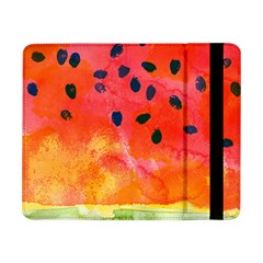 Abstract Watermelon Samsung Galaxy Tab Pro 8 4  Flip Case by DanaeStudio