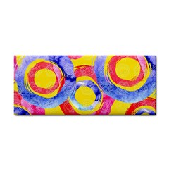 Blue And Pink Dream Cosmetic Storage Cases by DanaeStudio