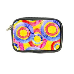 Blue And Pink Dream Coin Purse by DanaeStudio