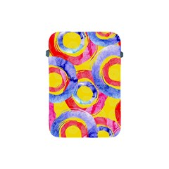 Blue And Pink Dream Apple Ipad Mini Protective Soft Cases by DanaeStudio