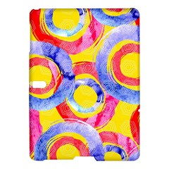 Blue And Pink Dream Samsung Galaxy Tab S (10 5 ) Hardshell Case  by DanaeStudio