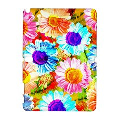 Colorful Daisy Garden Galaxy Note 1 by DanaeStudio