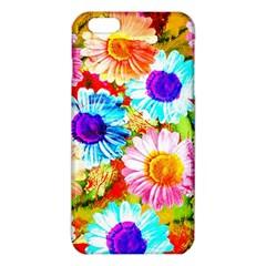 Colorful Daisy Garden Iphone 6 Plus/6s Plus Tpu Case by DanaeStudio