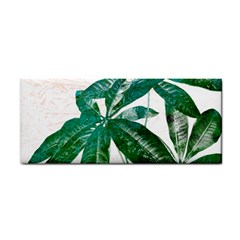 Pachira Leaves  Cosmetic Storage Cases by DanaeStudio