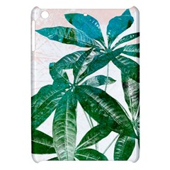 Pachira Leaves  Apple Ipad Mini Hardshell Case by DanaeStudio