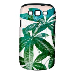 Pachira Leaves  Samsung Galaxy S Iii Classic Hardshell Case (pc+silicone) by DanaeStudio