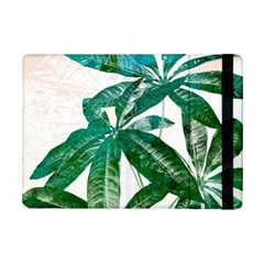 Pachira Leaves  Ipad Mini 2 Flip Cases by DanaeStudio