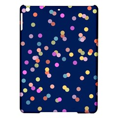 Playful Confetti Ipad Air Hardshell Cases by DanaeStudio