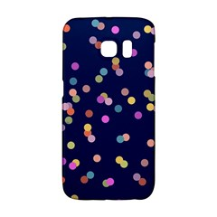 Playful Confetti Galaxy S6 Edge by DanaeStudio