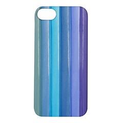 Provence Fields Lavender Pattern Apple Iphone 5s/ Se Hardshell Case by DanaeStudio