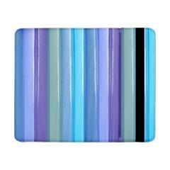Provence Fields Lavender Pattern Samsung Galaxy Tab Pro 8 4  Flip Case by DanaeStudio