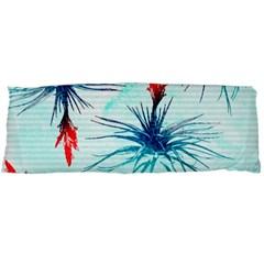 Tillansia Flowers Pattern Body Pillow Case (dakimakura) by DanaeStudio