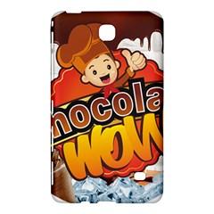 Chocolate Wow Samsung Galaxy Tab 4 (8 ) Hardshell Case  by Onesevenart