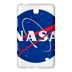 Nasa Logo Samsung Galaxy Tab 4 (8 ) Hardshell Case  by Onesevenart