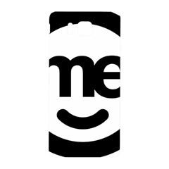 Me Logo Samsung Galaxy Alpha Hardshell Back Case by Onesevenart