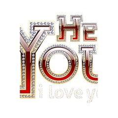 Hey You I Love You 5 5  X 8 5  Notebooks by Onesevenart