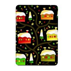 Winter  Night  Samsung Galaxy Tab 2 (10 1 ) P5100 Hardshell Case  by Valentinaart
