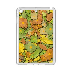 Autumn Flowers Ipad Mini 2 Enamel Coated Cases by Valentinaart