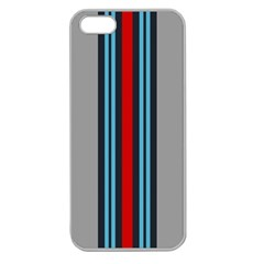 Martini No Logo Apple Seamless Iphone 5 Case (clear) by PocketRacers