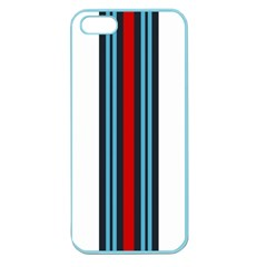 Martini White No Logo Apple Seamless Iphone 5 Case (color) by PocketRacers