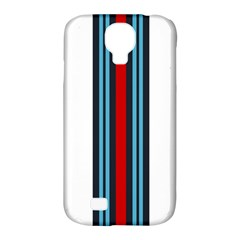 Martini White No Logo Samsung Galaxy S4 Classic Hardshell Case (pc+silicone) by PocketRacers
