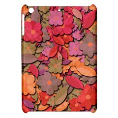 Beautiful floral design Apple iPad Mini Hardshell Case by Valentinaart