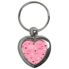 Happy Valentines Day Key Chains (heart)  by AnjaniArt