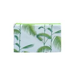 Hawai Tree Cosmetic Bag (xs) by AnjaniArt