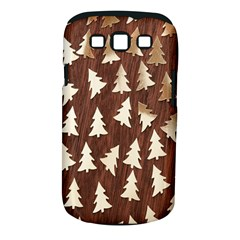 Gold Tree Background Samsung Galaxy S Iii Classic Hardshell Case (pc+silicone) by AnjaniArt
