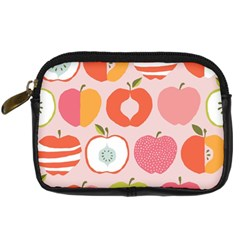 Pink Delicious Organic Canvas Digital Camera Cases by AnjaniArt