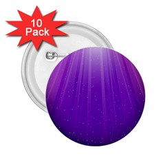 Purple Colors Fullcolor 2 25  Buttons (10 Pack)  by AnjaniArt