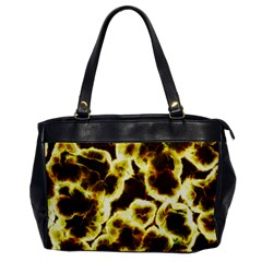 Abstract Pattern Office Handbags by Onesevenart