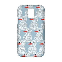 Christmas Wrapping Papers Samsung Galaxy S5 Hardshell Case  by Onesevenart