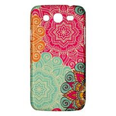 Art Abstract Pattern Samsung Galaxy Mega 5 8 I9152 Hardshell Case  by Onesevenart