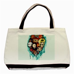 Should You Need Us 2 0 Basic Tote Bag by lvbart