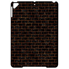 Brick1 Black Marble & Brown Marble (r) Apple Ipad Pro 9 7   Hardshell Case by trendistuff