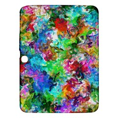 Colorful Strokes                                                                                                               			samsung Galaxy Tab 3 (10 1 ) P5200 Hardshell Case by LalyLauraFLM