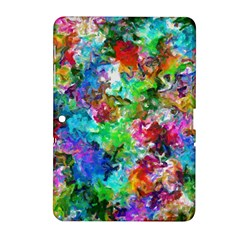 Colorful Strokes                                                                                                               			samsung Galaxy Tab 2 (10 1 ) P5100 Hardshell Case by LalyLauraFLM