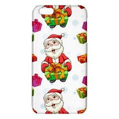 Xmas Patterns  Iphone 6 Plus/6s Plus Tpu Case by Onesevenart