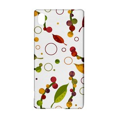 Adorable floral design Sony Xperia Z3+ by Valentinaart