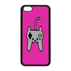 Game Pink Apple Iphone 5c Seamless Case (black) by AnjaniArt