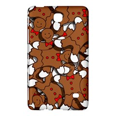 Christmas Candy Seamless Pattern Vectors Samsung Galaxy Tab 4 (8 ) Hardshell Case  by Onesevenart